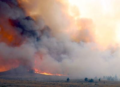 DONATION INFORMATION FOR LODGEPOLE FIRE VICTIMS