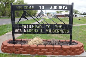 Augusta, Montana