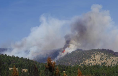 Montana DNRC Issues Weekend Fire Warning