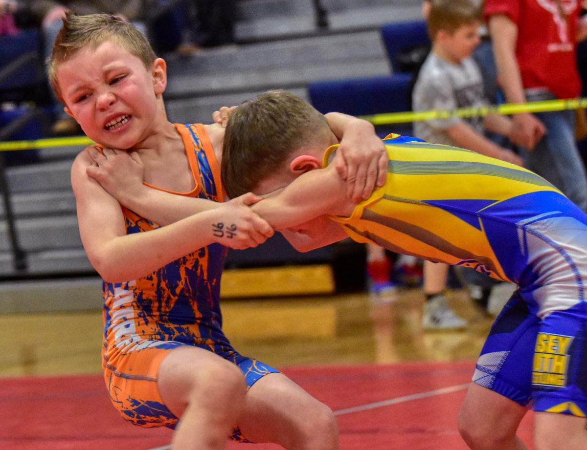 Little Guys (and Gals!) Prepare For State