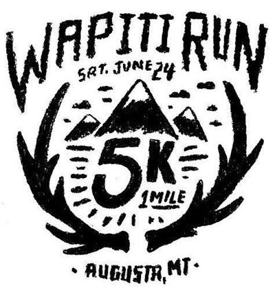 Wapiti Run On June 24 To Benefit Augusta Track Team