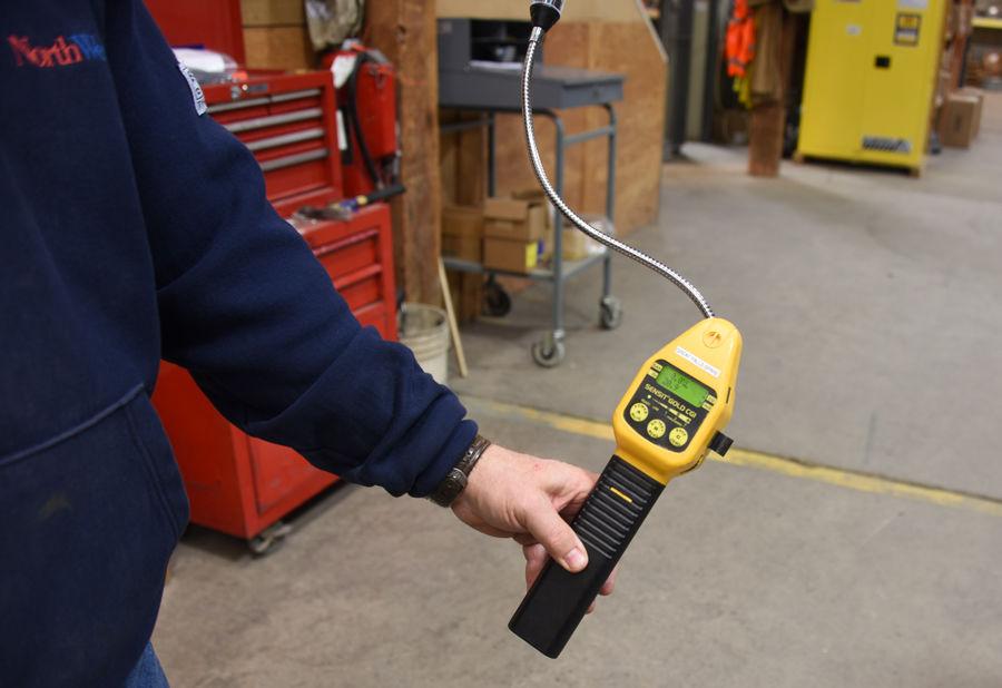 Montana Volunteer Firefighter Gets First-Hand Reminder Of Carbon Monoxide Danger
