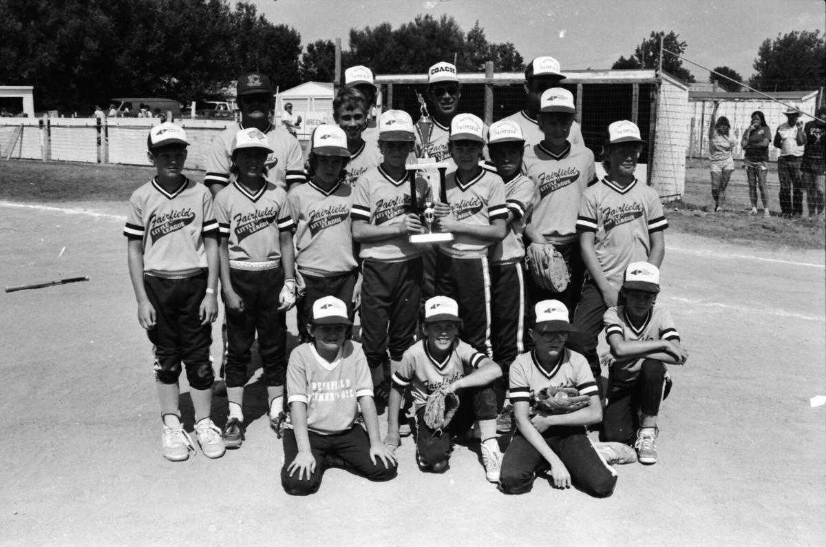 1986 07 30 FFT#31 Little League Tourney in Choteau_Fairfield, Power, Augusta Teams, Mtn Vally League _0025.jpg