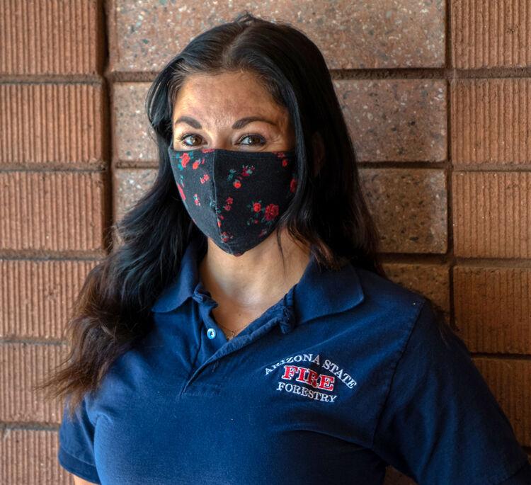 Krista Countryman Firefighter