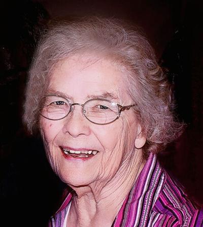 Margaret E. Van De Riet