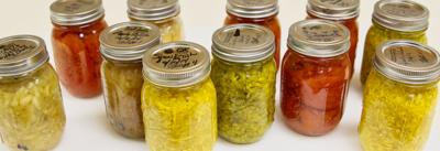 Online Food Preservation Class Offered
