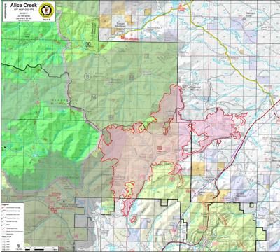 ALICE CREEK FIRE UPDATE FOR 9/6 - 22,129 ACRES