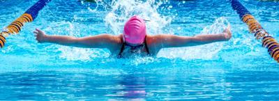 Trio Takes High Point Honors at Choteau Swim Meet