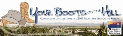 Boots on the Hill - 2019 Montana Legislature