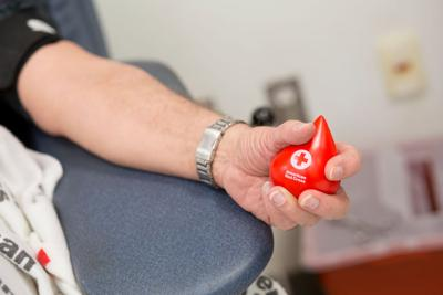 Red Cross Blood Donor