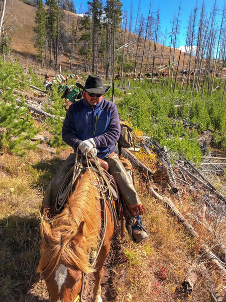 Experienced Outfitter Releases New Roving Trips in Montana's Bob Marshall Wilderness