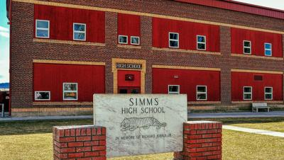 Simms High School