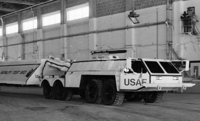 1987: Malmstrom AFB Midgetman HLM Demo