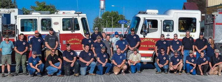 Fairfield Volunteer Fire Department