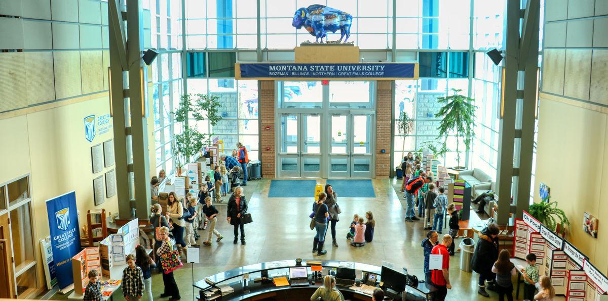 Students Take Top Honors At Science Fair