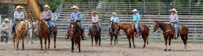 Augusta Has Senior Rodeo