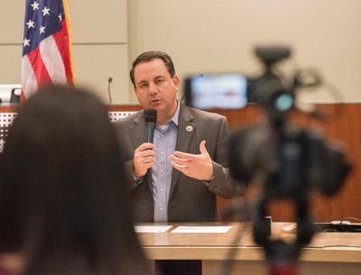 Yuma Mayor Douglas Nicholls