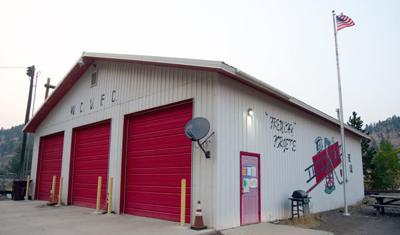 Wolfe Creek Fire Hall