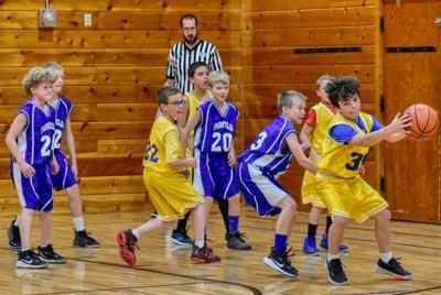 Greenfield vs Fairfield Basketball