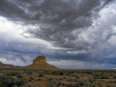 Chaco Canyon (New Mexico, United States)