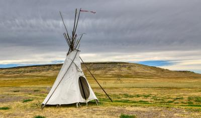 First Peoples Buffalo Jump State Park - Fairfield Sun Times file photo
