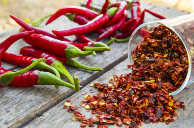 Spicy foods: To eat, or not to eat