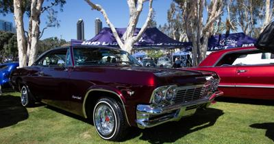 Low and slow: Car clubs celebrate unique lowrider culture of the Southwest