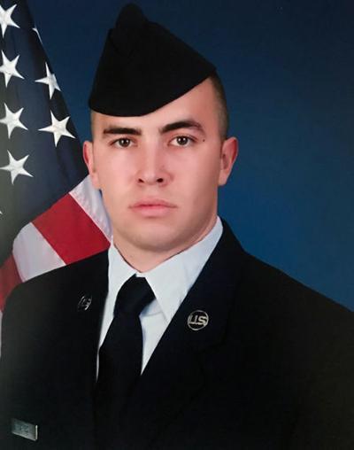 Airman Dallon H. Pearson Graduates From Basic Training At Joint Base San Antonio-Lackland