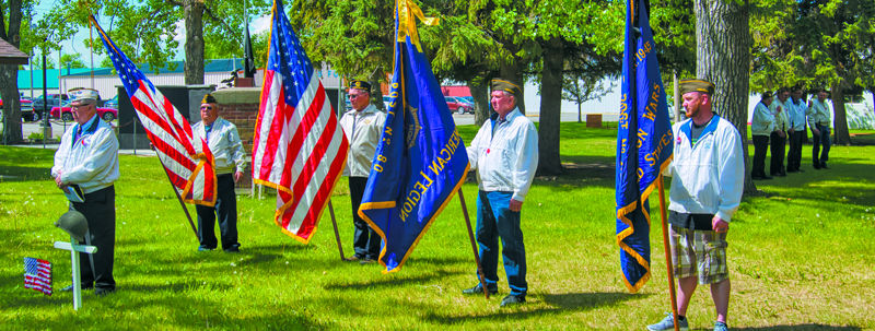 Memorial Day Program Planned For Fairfield