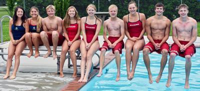 Ernie Thorn Memorial Swimming Pool Staff