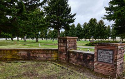 Sunset Hills Cemetery - Fairfield, Montana