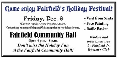 2019 Fairfield Christmas Ad