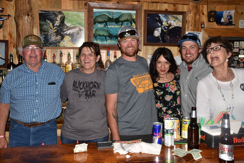 Cover Photo, Buckhorn Bar 60th Anniversary Party