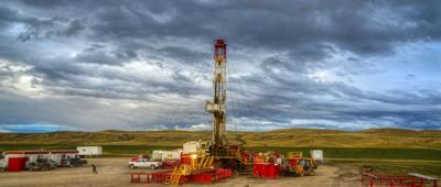 Drilling in Lewis and Clark County, Montana