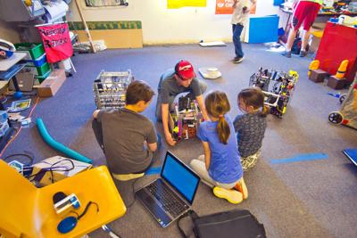 MSU Invites High School Teams To Compete In NASA Robotics Competition