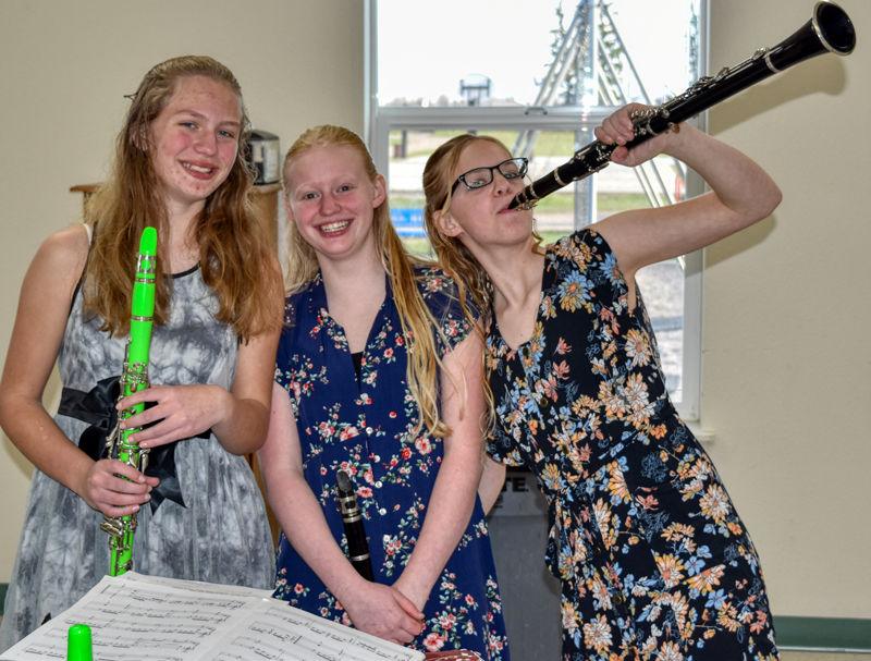 Greenfield School Has Spring Concert