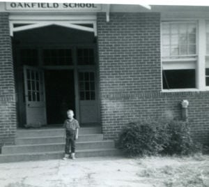 Oakfield first day