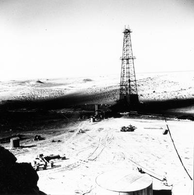 The Search Began In 1933 (Saudi Aramaco)