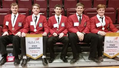 Fairfield SkillsUSA Members Compete At State