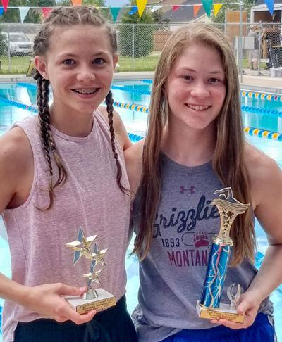Strong Swims Result in Personal Best Times at Hamilton Swim Meet