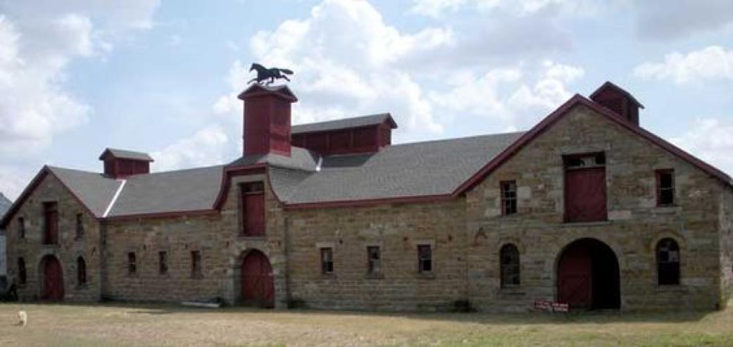 Adams Stone Barn