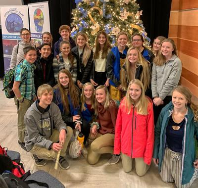 Fairfield Students Attend Science Olympiad