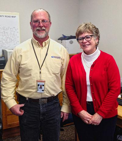 Postmaster Eases Teton County Election Process