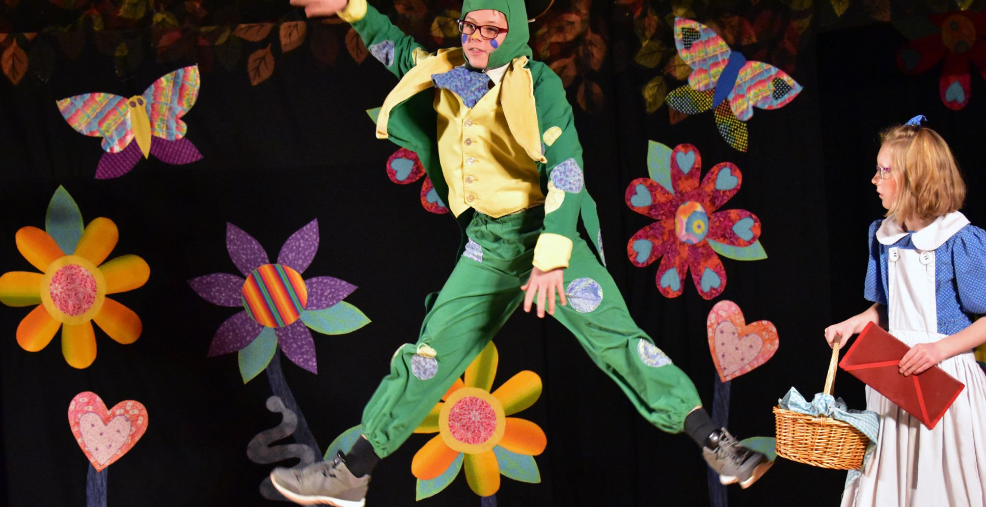 """Missoula Children's Theater Brings """"Wonderland"""" To Greenfield Students"""