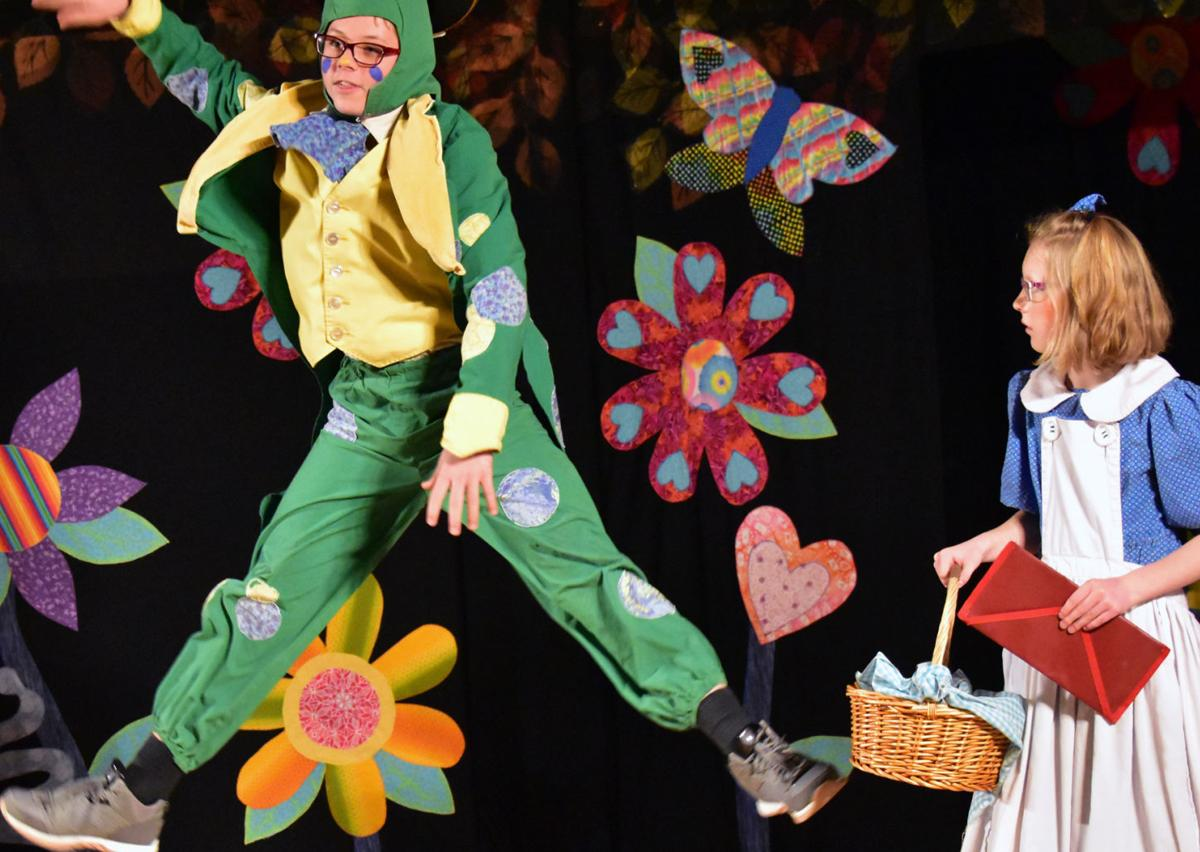 "Missoula Children's Theater Brings ""Wonderland"" To Greenfield Students"