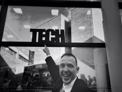 Tech Hires New Chancellor