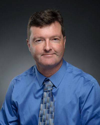 MSU researcher Mark Schure.