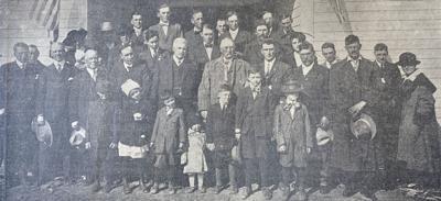 GREAT FALLS DAILY TRIBUNE • SUNDAY MORNING, OCTOBER 1, 1916