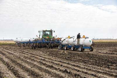 Fall fertilizer applications steady despite recent slowdown