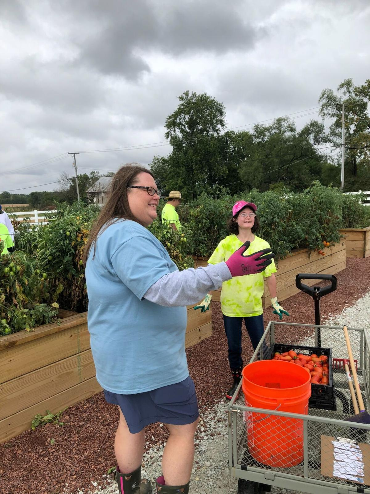Navarro Farm offers farming experience for those with special needs